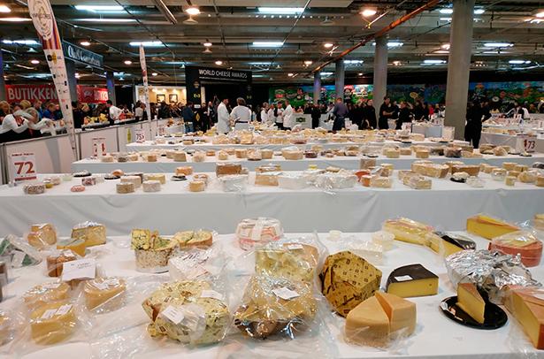 Imagen del certamen World Cheese Awards