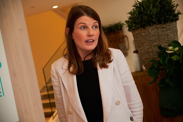 Teresa Catasús dirige el hotel Sábila