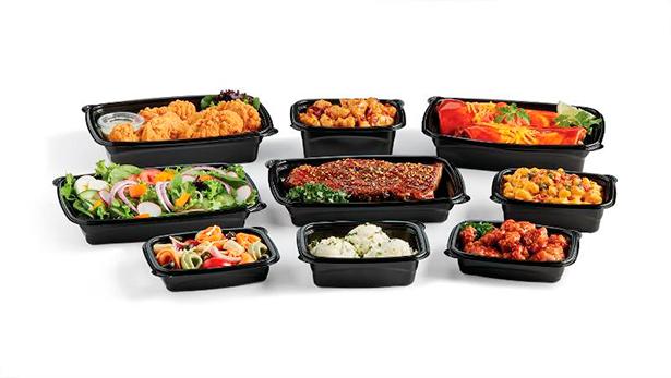 Tres de cada diez consumidores compran en puntos de comida preparada cuando el supermercado cuenta con ellos   Imagen: thestockanalysis.com