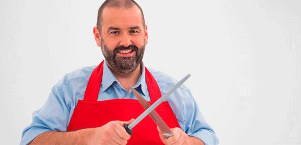 El chef vasco David de Jorge