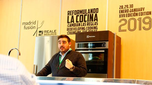 Darío Méndez, director comercial de ElTenedor en España
