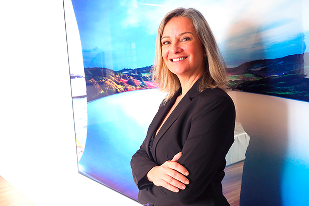 Eva Ballarín, investigadora de tendencia, innovación y consultora | Foto: Sergio Méndez