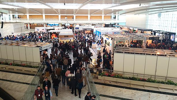 Más de 2.000 congresistas y 13.000 visitantes estuvieron presentes en Madrid Fusión | Foto: J. L. Conde