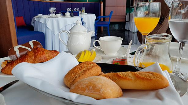 Los desayunos en los hoteles siguen siendo una de las asignaturas pendientes del sector | Foto: J. L. Conde