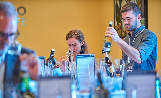 Imagen de la Galería de Vinos celebrada en Tenerife