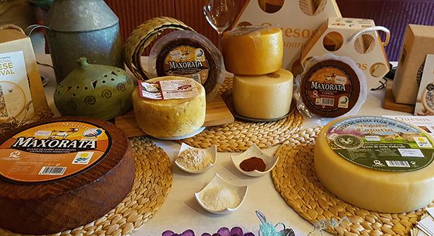 Canarias intentará que uno de sus quesos sea el mejor de España | Foto:J. L. Conde