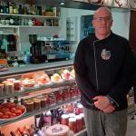 Pedro Hernández, propietario y chef de El Duende del Fuego   Foto: J. L. Conde