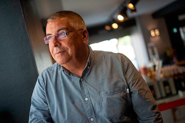 Teobaldo Méndez, pastelero y fundador de El Aderno | Foto: Fran Pallero
