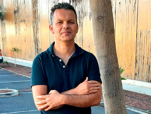 Juan Carlos Clemente, chef y asesor gastronómico | Foto: J. L. Conde