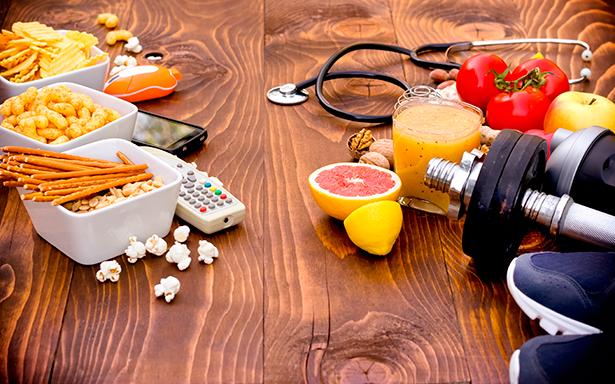 El 45% de los encuestados dijo que por lo general probaban más de una dieta