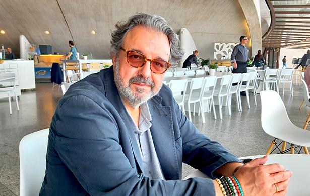 Juanjo López Bedmar, propietario y chef de La Tasquita de Enfrente | Foto: J. L. Conde