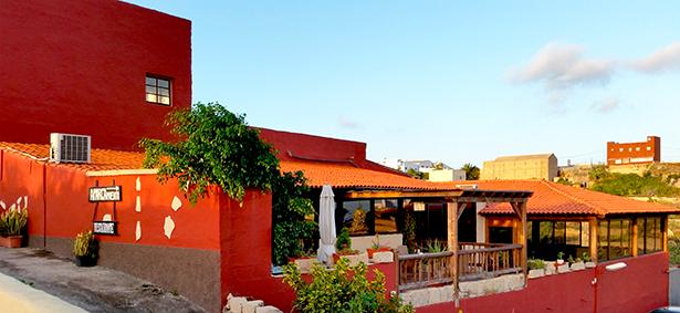 Casa Fito pasa a denominarse El Secreto de Chimiche | Foto: J. L. Conde