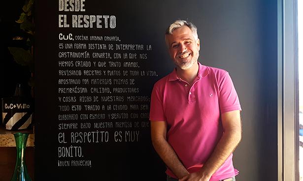 Nacho Solana | Foto: J. L. Conde