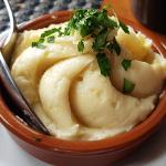 La Finca: El restaurante cuida mucho las guarniciones de los platos | Foto: J.L. Conde