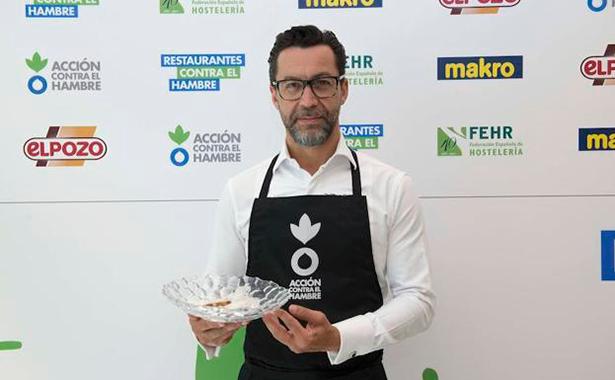 Quique Dacosta es uno de los chefs que ha apoyado la campaña