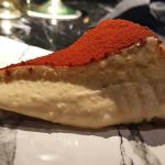 Tarta de queso majorero con pimentón de la Vera | Foto: José L. Conde