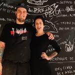 Safe Cruz y Aida González | Foto: José L. Conde