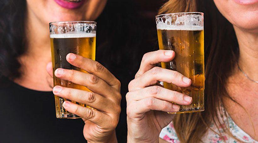 La potenciación de variedades con bajo contenido en alcohol figuran entre los objetivos de la compañía | Imagen: Cerveza Dorada