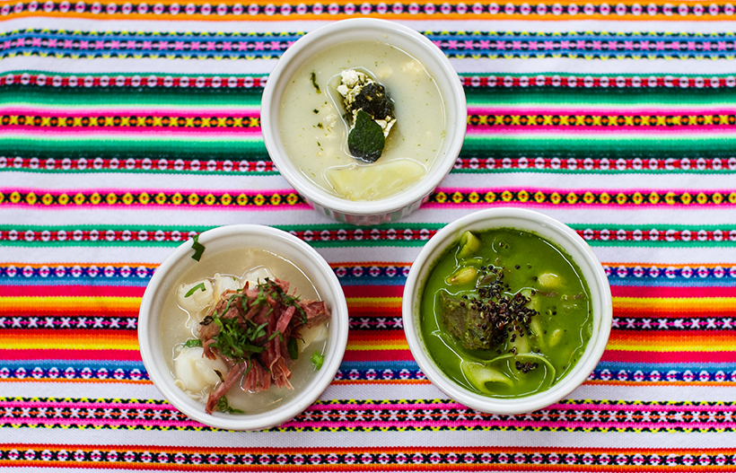Perú es una tierra pródiga en materias primas para el viajero que recorre el destino a través de la gastronomía| Foto: Promperú