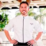El chef Jorge Peñate