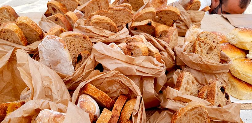 Solo en 2018 el consumo de pan superó los 1.454 millones de kilos | Foto: J. L. Conde