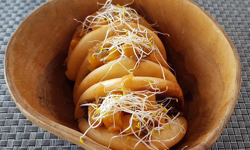 Pan bao, la última moda de los restaurantes en Canarias | Foto: José L. Conde