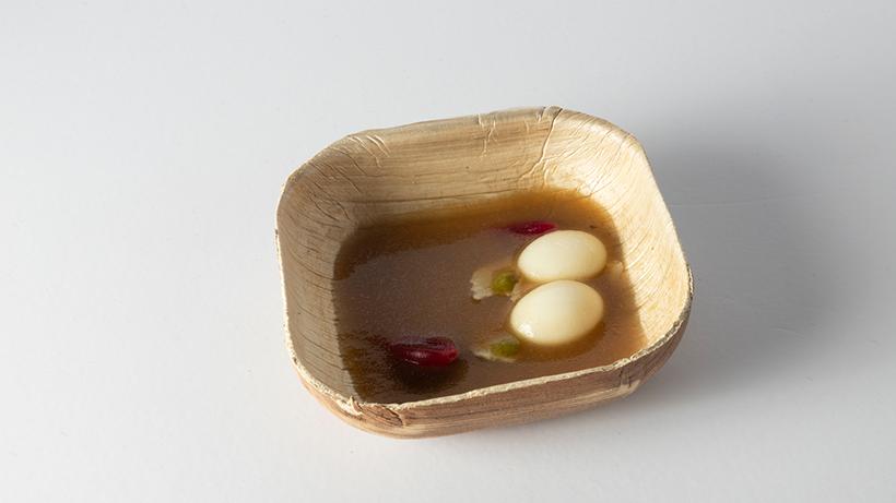La propuesta gastronómica de Diego Schattenhofer | Foto: Coconut