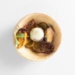 La propuesta culinaria de Kurt Schmidt | Foto: Coconut
