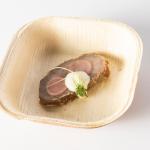 El plato de caza de Luis Alberto Lera | Foto: Coconut