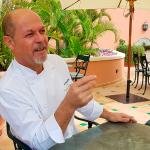 Jesús González, chef de Bogey   Foto: José L. Conde