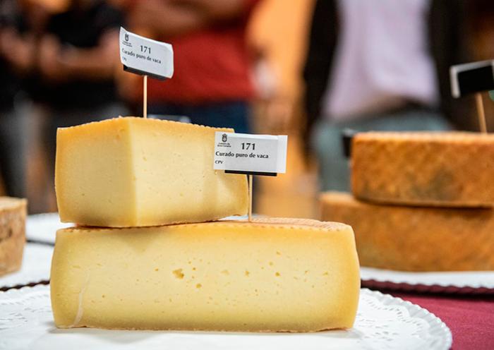 Los quesos de Gran Canaria han conseguido dos medallas más que en el anterior certamen