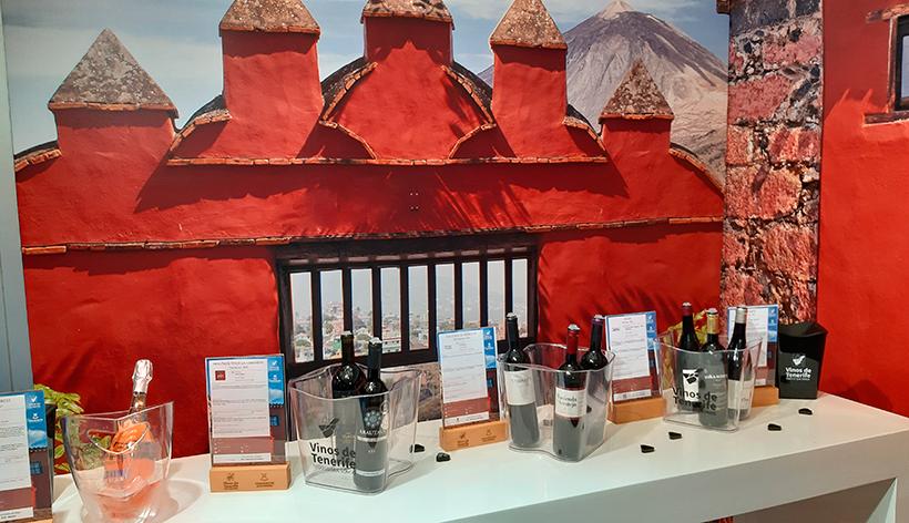 Los vinos de Tenerife tienen una presencia destacada en Gastronomika | Foto: José L. Conde