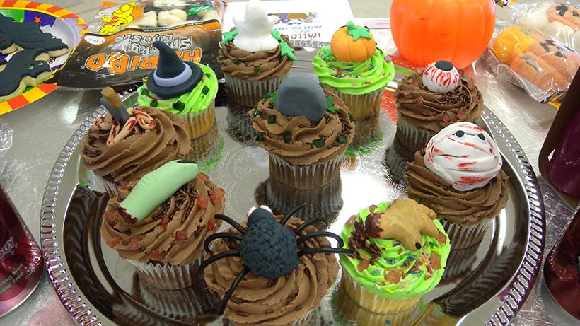 Pasteles de Halloween | Foto: José L. Conde