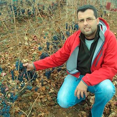 El enólogo Pedro Domingo Rodríguez Pérez