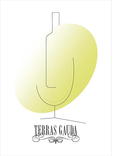 El cartel del diseñador tinerfeño Rubens José Campos