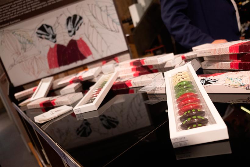 Los bombones de autor de El Aderno | Foto: Fran Pallero