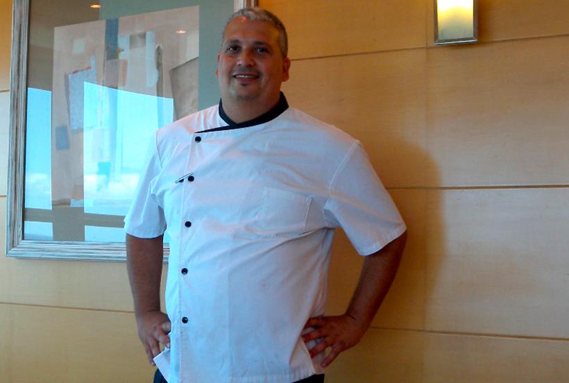 Germán Ortega, del restaurante Aquarela, nueva estrella Michelin en Gran Canaria | Foto: José L. Conde
