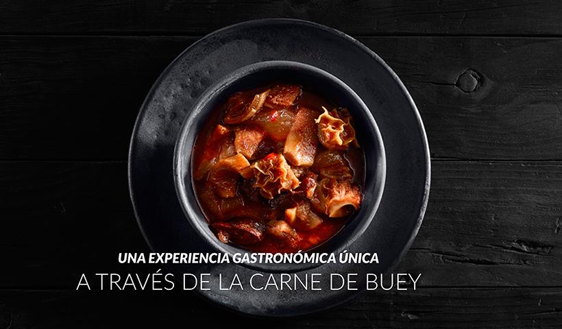 Imagen promocional del encuentro gastronómico