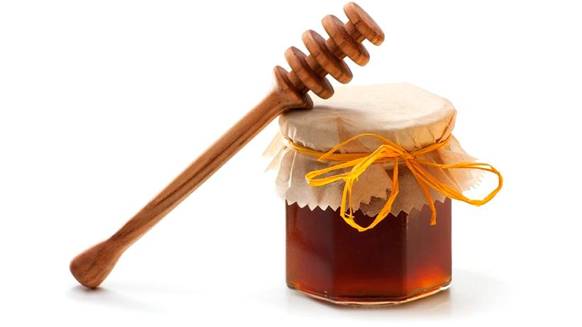 Tarro de miel   Foto: frutas eladio