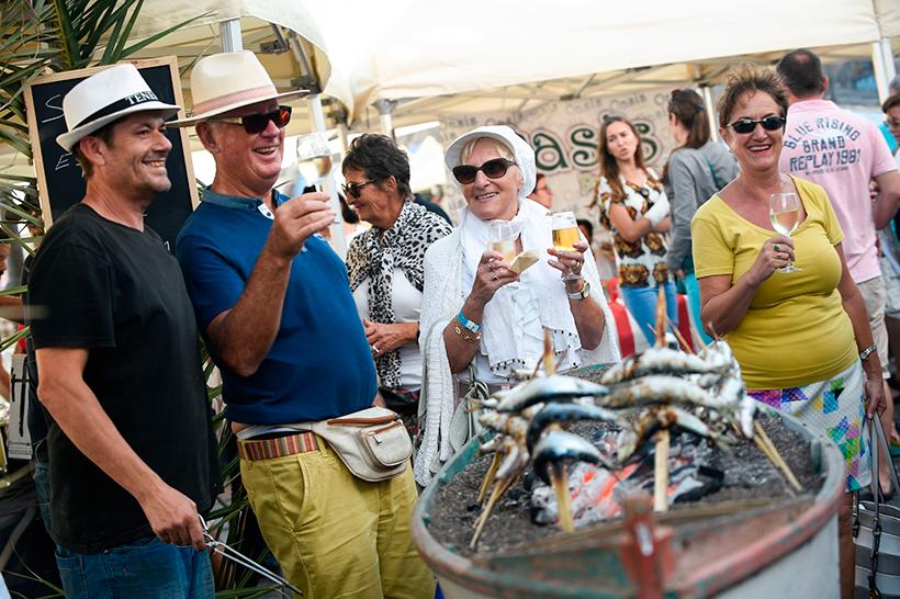 El programa está dirigido a los turistas que buscan el disfrute de la gastronomía local