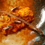 Arroz marino con anchoas Nardín | Foto: José L. Conde
