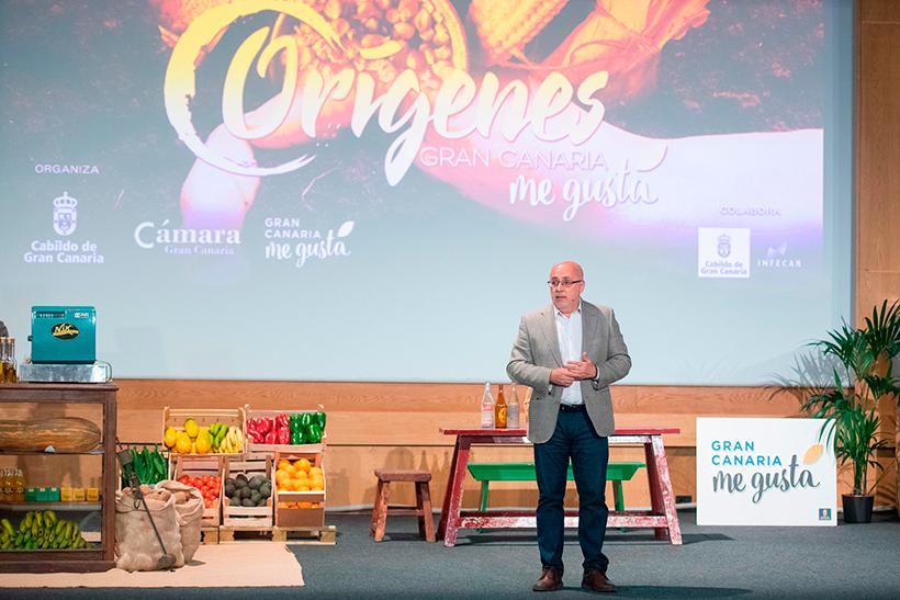 Antonio Morales subrayó que la soberanía alimentaria es también una vía para la protección integral del territorio y la biodiversidad