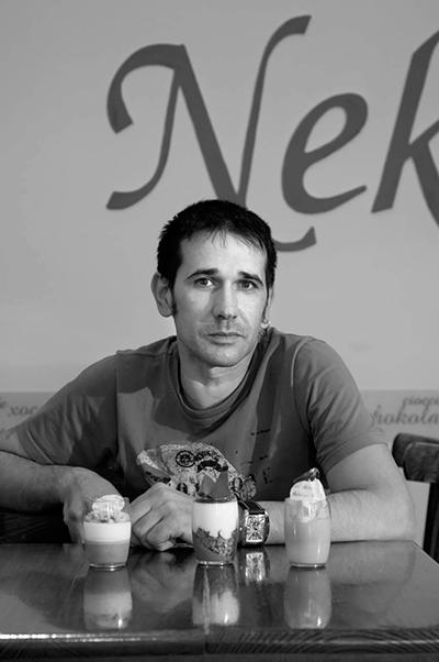 Aitor Neketan, en una imagen de 2008