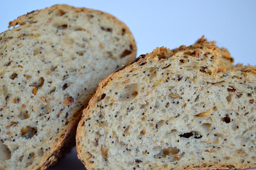 Pan de semillas | Foto: J. L. Conde
