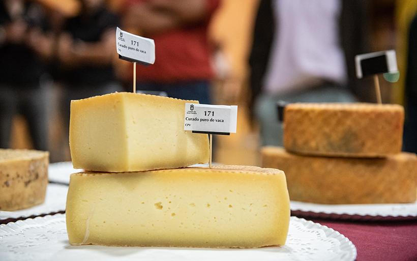 En los próximos días se conocerá el resultado del concurso de quesos AgroCanarias