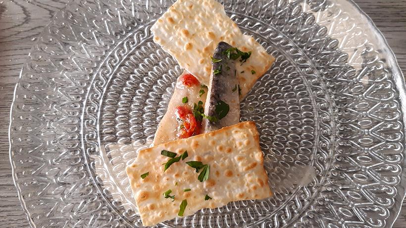 La sardina marinada de mi madre, de Simone Millico | Foto: José L. Conde