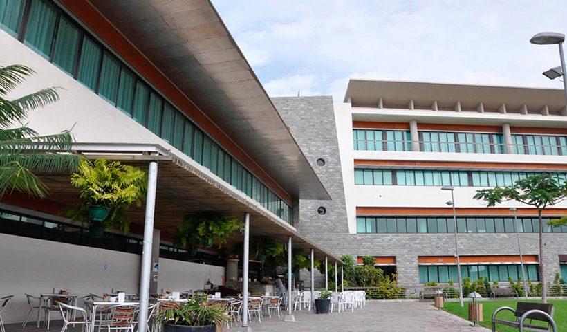 Centro de Desarrollo Turístico de Costa Adeje, donde se celebrará Culinaria 2020