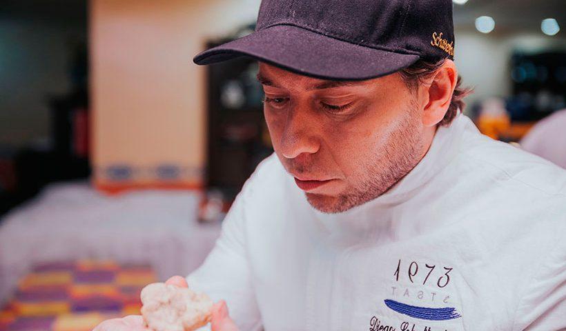 El chef Diego Schattenhofer