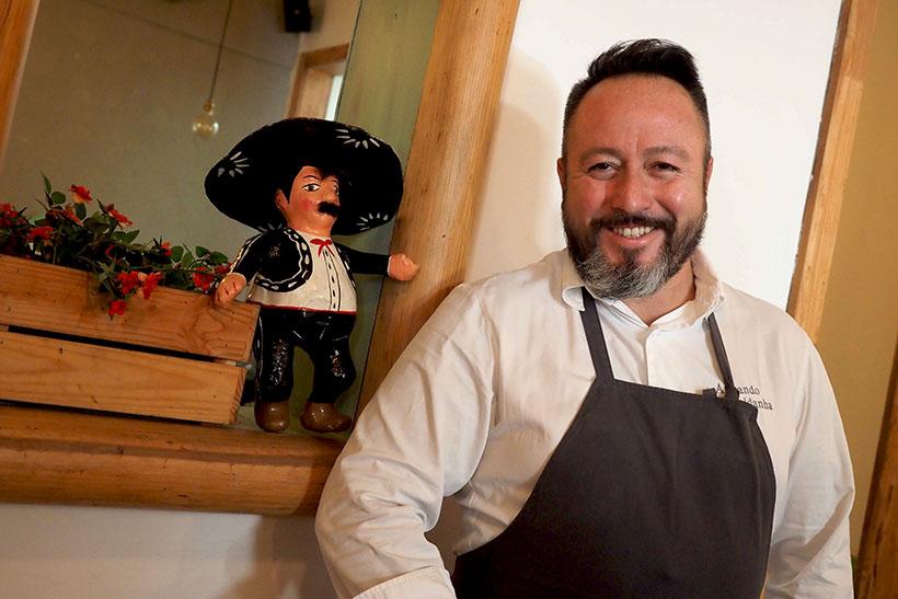 Saldanha volverá a abrir un restaurante mexicano | Foto: Sergio Méndez