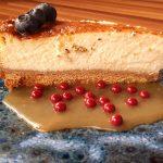 Tarta de queso   Foto: José L. Conde